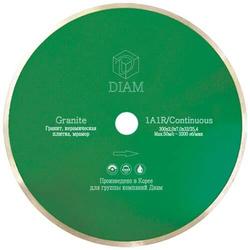 DIAM Granite 000241 алмазный круг для гранита 180мм Diam По граниту Алмазные диски
