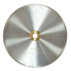 DIAM Quartz-Elite 000454 алмазный круг для кварца 350x3,0x7,5x60(25,4), мокрая резка Diam По керамике Алмазные диски
